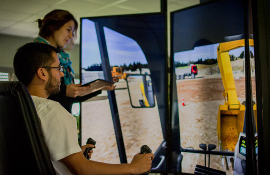 Realidad Virtual y Entrenamiento: Un camino que recién empieza